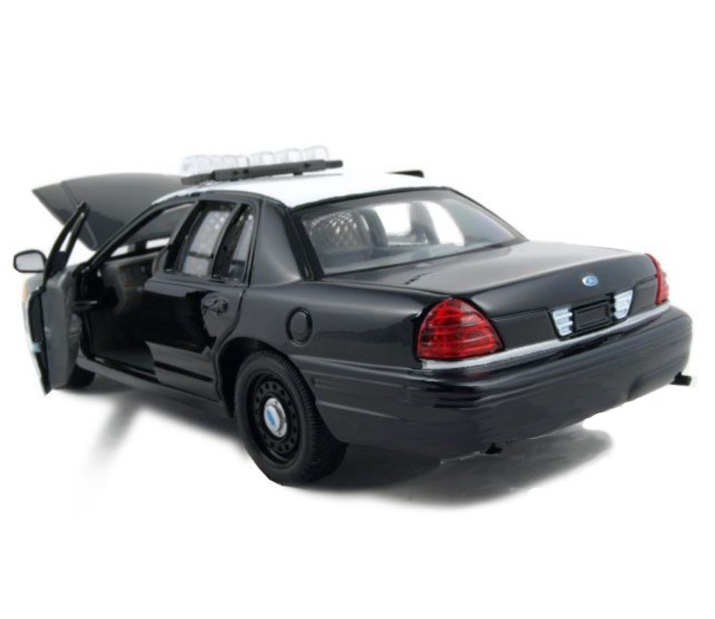 Ford Crown Victoria (Police
