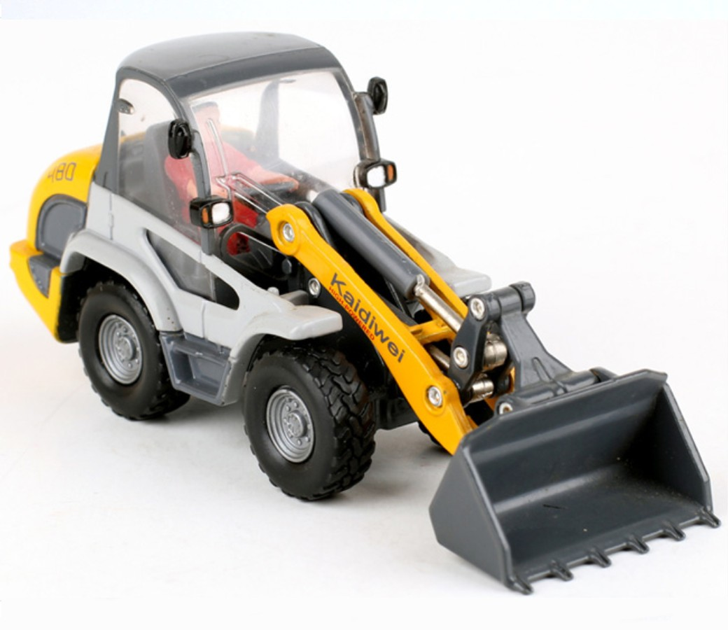 Compact Wheel Loader 1:50 Diecast Model DC-620002