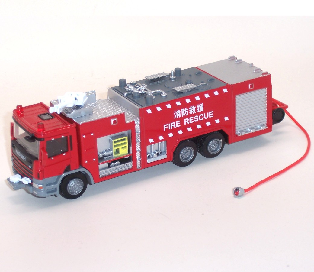 Tank Fire Engine 1:50 Heavy Die cast Model DC-620013