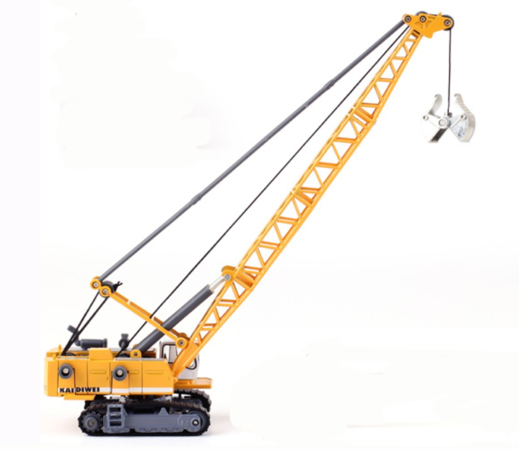 Tower Cable Excavator 1:87 Heavy Diecast Model DC-620015